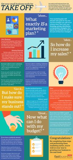 Small Business: How To Maximize Sales And Marketing - Infographic
