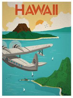 Image of Hawaii Poster