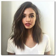 40 Super Sleek and Sexy Hairstyles for Medium Length Hair