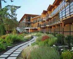 Brentwood Bay Resort and Spa Portland Wedding Venues, Wedding Locations, Best Wedding Vows, Dream Wedding, Rooftop Design, Victoria Canada, Victoria Island, Hotel Concept, Wedding Planning Tips