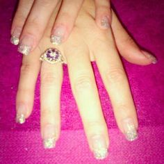Nails by Jeanne-Marie 076 1744 234 'AngelStar nails in Montana park'