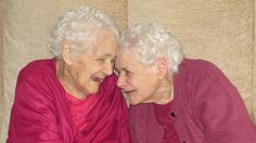 Inseparable 103-year-old twins die within weeks apart of each other