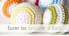 How to Crochet a Ball How to Crochet a BallFree Diy Jewelry Projects Crochet Ball, Bead Crochet, Cute Crochet, Pony Bead Crafts, Diy Jewelry Projects, Crochet Pillow, Pony Beads, Crochet Basics, Crochet Designs