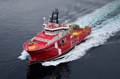 Atlantic Offshore to Convert Multipurpose Standby Vessel 'Ocean Response' Rc Boot, Explorer Yacht, Offshore Boats, Oil Tanker, Merchant Marine, Yacht Boat, Tug Boats, Armada, Super Yachts