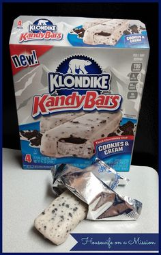 Keepin Cool with Klondike Ice Cream {Review And A Giveaway}    omg this might be my new favorite,lol