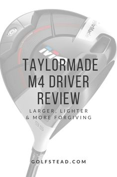 Golf Club Reviews, Taylormade, Weights, Lighter, Larger, Meant To Be, Alternative, Technology, Feelings