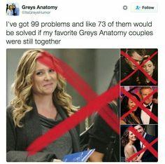My addiction of Grey's Anatomy Greys Anatomy Couples, Greys Anatomy Funny, Greys Anatomy Characters, Grey Anatomy Quotes, Greys Anatomy Callie, Greys Anatomy Facts, Greys Anatomy Scrubs, Grey's Anatomy, Anatomy Humor