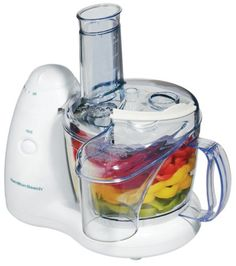 Hamilton Beach 70550RL PrepStar Food Processor with Bonus Chill Lid * You can find more details by visiting the image link.