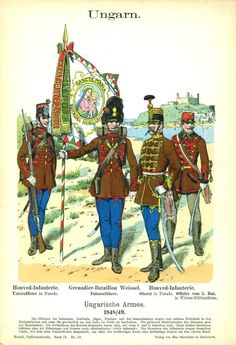 [WIP] Hungarian Revolution of 1848