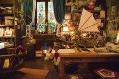 Inside Studio Ghibli Museum | Japan's Ghibli Museum Brings Hayao Miyazaki's Art to Life ...