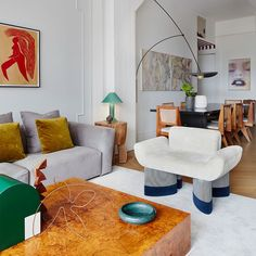 Inspirational modern home interior design trend ideas 30 Interior Design Inspiration, Home Interior Design, Room Inspiration, Interior Decorating, Decorating Ideas, Colorful Interior Design, Modern Interior, Luxury Interior, Interior Styling