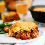Beef Casserole Recipes, Ground Beef Casserole, Sloppy Joe Casserole, Cornbread Casserole, Sweet Cornbread, Bbq Seasoning, Best Casseroles, Healthy Appetizers, Cooking Recipes