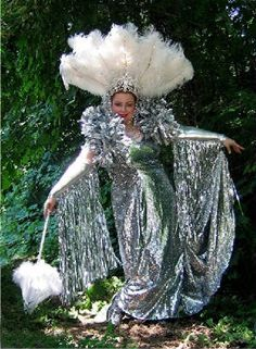 drag queen costume   from the Mardi Gras and drag queen collection. (Note: This would be ...