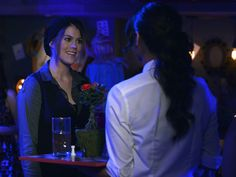 "Paige is back! but something happens with her!! 3x05 ""That Girl Is Poison"""
