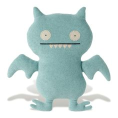 I think these Ugly doll things are kinda cute! And super soft and plushee, aka perfect for little ones!