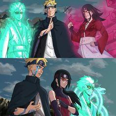Naruto Uzumaki Shippuden, Naruto Shippuden Sasuke, Anime Naruto, Anime Goku, Fan Art Naruto, Boruto And Sarada, Naruto Sasuke Sakura, Wallpaper Naruto Shippuden, Naruto Cute