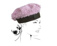 Bonnet Femmes Bonnet De Mcburn Noir Hiver Bonnets Femmes Bonnets damenhüte