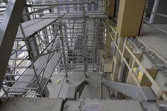 December 2015 | Zo ziet het trappenhuis er uit