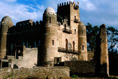 Fasilidas's Palace, Ethiopia