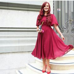 .... Love Her Style, Formal Dresses, Wedding Dresses, Dress Skirt, Style Inspiration, Skirts, How To Wear, Florian, Outfits