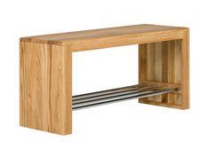 La série KENO est le fruit d'un design fonctionnel au caractère prononcé. Les surfaces sont huilés afin de magnifier l'aspect naturel du bois tout en le protégeant.Que ce soit dans votre entrée ou votre salon les meubles de la série KENO...