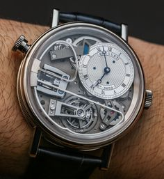 Breguet Tradition 7087 Minute Repeater Tourbillon Watch Hands-On | aBlogtoWatch