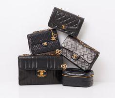 Vintage Heirloom - Finest Chanel bags & designer accessories