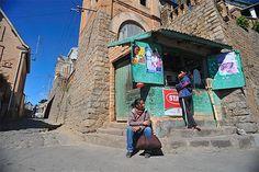 Street Shop Old Town Tana