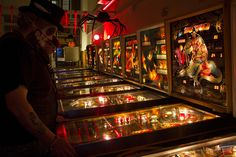 Seattle Pinball Muse