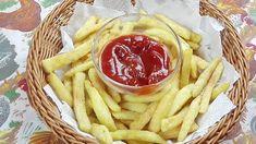 Papas fritas crujientes tipo McDonalds El secreto Facil muy crocantes Canapes, Chorizo, Food Hacks, Diet Recipes, Fries, The Secret, Snacks, Cooking, Breakfast