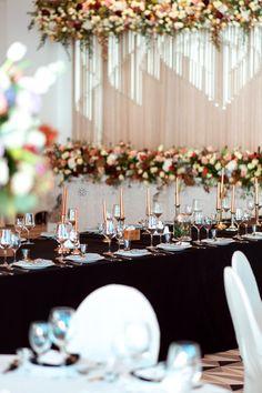95 Black And White Weddings Ideas Black And White Wedding Theme White Weddings Reception Wedding Table