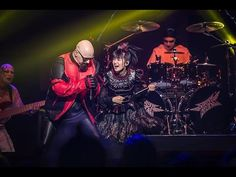BABYMETAL & Rob Halford - Painkiller, Breaking The Law - I'm not sure what to say, it's like a Metal Warrior riding a My Little Pony! It's both cutesy and wrong and hypnotizing and intriguing at the same time!