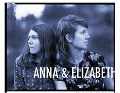 ANNA and ELIZABETH:      ANNA and ELIZABETH: Anna & Elizabeth (Free Dirt) [Spotify URL: ] [Release Date: 3/17/2015] [] Description: Anna Roberts-Gevalt and Elizabeth LaPrelle -- -FANTASTIC  https://www.pinterest.com/pin/506584658061073588/   Also check out: http://kombuchaguru.com