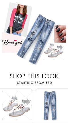 """""""Casual"""" by ahmetovic-mirzeta ❤ liked on Polyvore featuring casualoutfit and rosegal"""