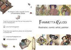Creativity of Fià: Brochure