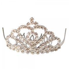 Corona Tiara Diadema Peine Pinza Nupcial Novia Boda Diamante de Imitación 10# es.tmart.com #corona #tiara #diadema #crown #novia #nupcial #wedding #boda #fiesta #evento #queen #princesa #princess #reina #moda #belleza #beauty #plata #birthdayparty #makeupparty #party #regalo #gift #girl #wishlist #navidad #christmas #tmart #Tmart #joyas #joyeria #jewellery #pulsera #anillo #pendiente #collar #silver #oro #lujo #accesorios #bridal #headband #plata #comb #peine #haircomb #hair #pinza #pin