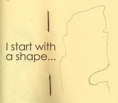 Shapes of Conscious by David Habben, via Behance