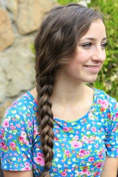 3D Split Braid and more Hairstyles from CuteGirlsHairstyles.com