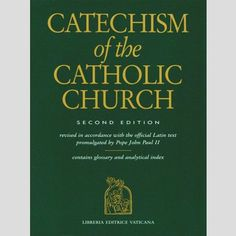 """The first new compendium of Catholic doctrine regarding faith and morals in more than 400 years, the second edition stands, in the words of Pope John Paul II, as """"a sure norm for teaching the faith"""" and an """"authentic reference text."""" $24.95"""