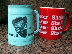 Shaker Heights High Shchool mug