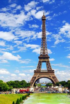 See the Eiffle Tower