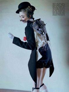 Tim Walkers Mechanical Dolls for Vogue Italia October 2011-5