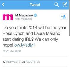 is Laura en Ross dating 2014 speelgoed hook up Madera California