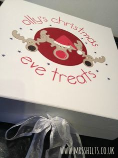 A new Christmas tradition – A Christmas Eve treat box