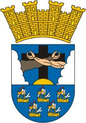 Aguada (Puerto Rico), coat of arms, my family is from this part of Puerto Rico.