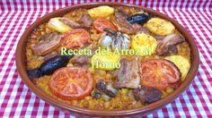 Receta fácil de arroz al horno - http://cryptblizz.com/como-se-hace/receta-facil-de-arroz-al-horno/