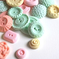 Andie's Specialty Sweets: Peppermint Candy Buttons, 50 Piece Box Set #MarthaStewartAmericanMade