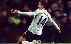 soccer - Chicharito Javier Hernandez! <3