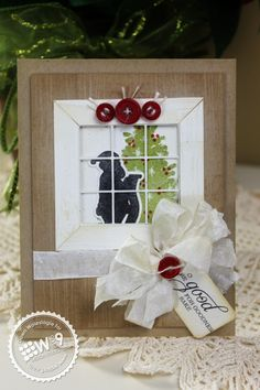 Dawn Woleslagle for Wplus9 featuring Iconic Christmas stamp set and die, and Quilt Cuts 2 die.