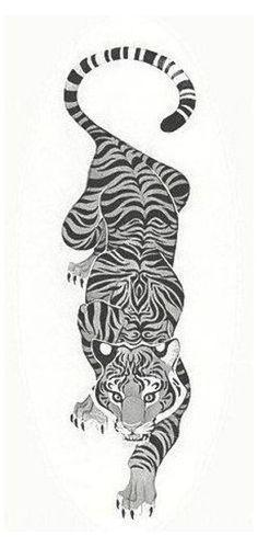 #tiger #tattoo #for #women #back #tigertattooforwomenback Hawaiianisches Tattoo, Tatoo Art, Get A Tattoo, Tattoo Drawings, Thai Tattoo, Armband Tattoo, Maori Tattoos, Dope Tattoos, Black Tattoos